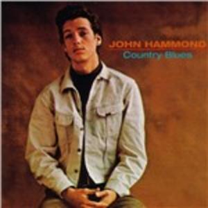 CD Country Blues di John Hammond