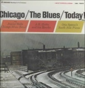 CD Chicago the Blues Today 1