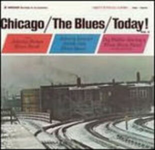 CD Chicago the Blues Today 3