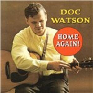 CD Home Again di Doc Watson