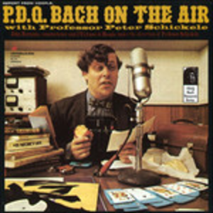 CD On the Air di P.D.Q. Bach