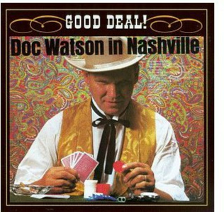 CD In Nashville, Good Deal ! di Doc Watson