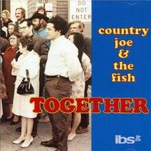 Together - CD Audio di Country Joe & the Fish