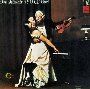 CD Intimate di P.D.Q. Bach