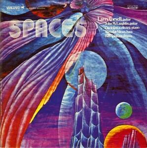 Spaces - Vinile LP di Larry Coryell