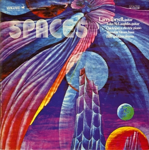 Vinile Spaces Larry Coryell