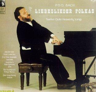 CD Liebeslieder Polkas di P.D.Q. Bach