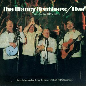 CD Live! di Clancy Brothers
