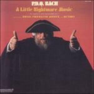 CD A Little Nightmare Music di P.D.Q. Bach