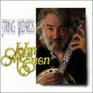 CD String Wizzards di John McEuen