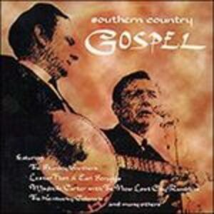 CD Southern Country Gospel