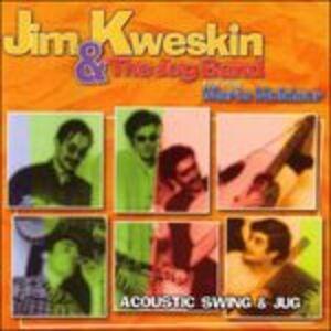 CD Acoustic Swing di Jim Kweskin