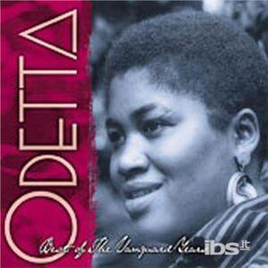 Foto Cover di Best of, CD di Odetta, prodotto da Vanguard