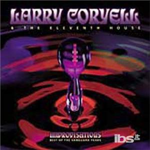 CD Improvisations di Larry Coryell