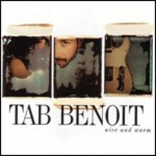 Nice and Warm - CD Audio di Tab Benoit