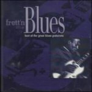 CD Frett N the Blues