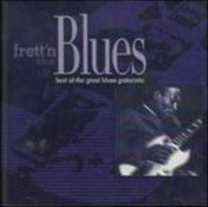 CD Frett N the Blues