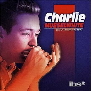 CD Vanguard Sessions di Charlie Musselwhite
