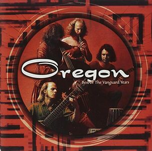 CD Vanguard Sessions di Oregon