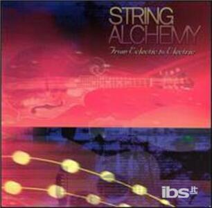 String Alchemy - CD Audio