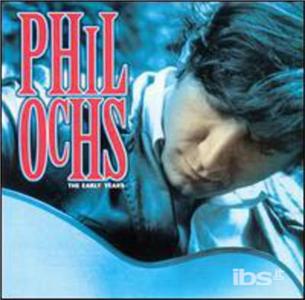 CD Vanguard Sessions di Phil Ochs
