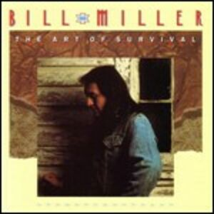 CD The Art of Survival di Bill Miller