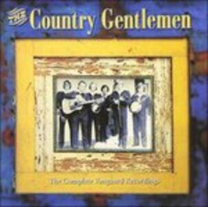 CD Complete Vanguard Recordings di Country Gentlemen