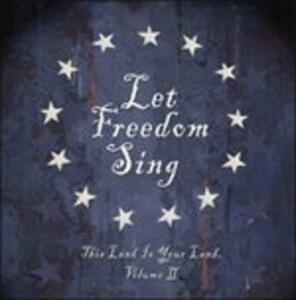 Let Freedom Sing - CD Audio