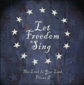CD Let Freedom Sing