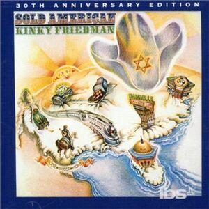 CD Sold American di Kinky Friedman