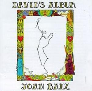 CD David's Album di Joan Baez