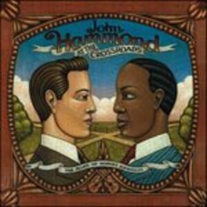 At the Crossroads - CD Audio di John Hammond
