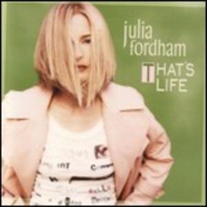 That's Life - CD Audio di Julia Fordham
