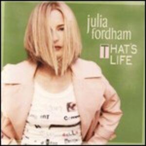 CD That's Life di Julia Fordham