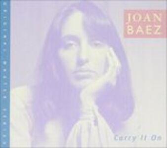 CD Carry It On di Joan Baez