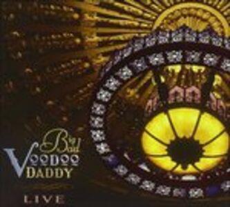 CD Live di Big Bad Voodoo Daddy