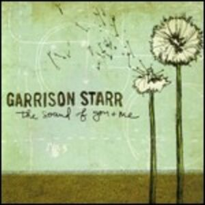 CD The Sound of You & Me di Garrison Starr