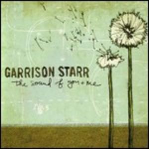 CD The Sound of You & Me di Garrison Starr