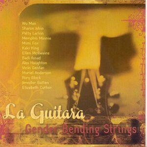 Foto Cover di La Guitara, CD di  prodotto da Vanguard