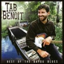 Best of the Bayou Blues - CD Audio di Tab Benoit