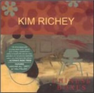 Foto Cover di Chinese Boxes, CD di Kim Richey, prodotto da Vanguard