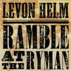 CD Ramble at the Ryman di Levon Helm