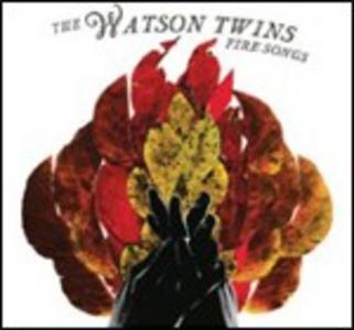 CD Fire Songs di Watson Twins