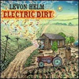 CD Electric Dirt di Levon Helm