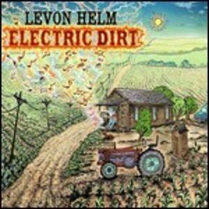 Foto Cover di Electric Dirt, CD di Levon Helm, prodotto da Emi