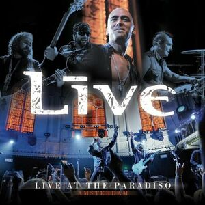 CD Live at the Paradiso di Live