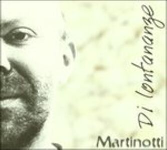 Foto Cover di Di Lontananze e Altri Brani da Camera, CD di Stefano Martinotti, prodotto da Colloquia