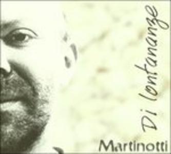 CD Di Lontananze e Altri Brani da Camera di Stefano Martinotti