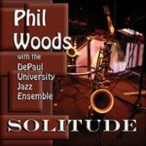 CD Solitude di Phil Woods
