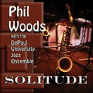 CD Solitude di Phil Woods